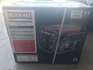 Black Max Portable Generator