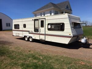 1988 29ft Corsair camper