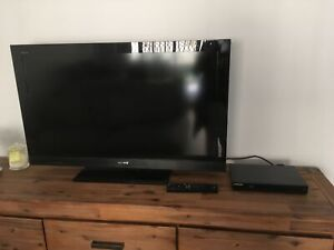 Tv and DVD player Swanbourne Nedlands Area Preview