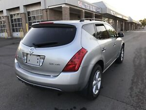 2003 Nissan Murano Awd Suv. Safety Certified. Clean. $3200