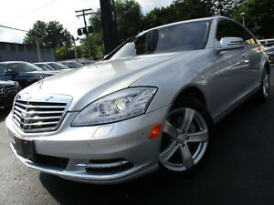 2010 Mercedes Benz S-Class S450 4MATIC|78KMS|NIGHT VISION|AWD|NA