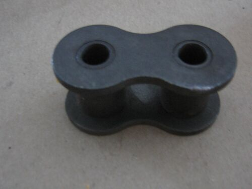 """#120 Roller Chain Roller Link 1-1/2"""" pitch Acme Chain"""