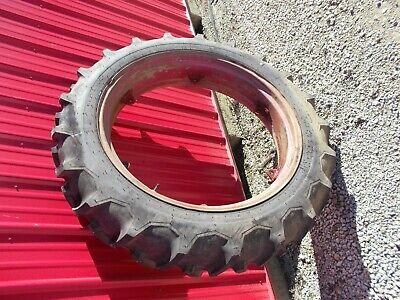 Firestone 11.2 X 36 Field Road 95 Tread Rear Tractor Tire Ih C Sc 200 230 Rim