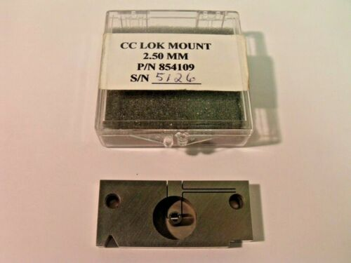 Norland Products 854109 CC6000  Mount for ϕ2.5mm CC LOK Connectors