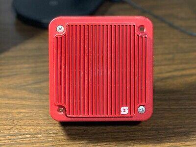 Simplex 2902-9732 Fire Alarm Lifealarm Speaker Wall Red Atlas Sound Qty