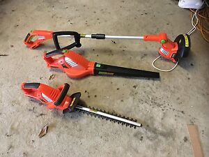 Ozito Eco 18v , blower , Hedge trimmer , whipper snipper Hope Island Gold Coast North Preview