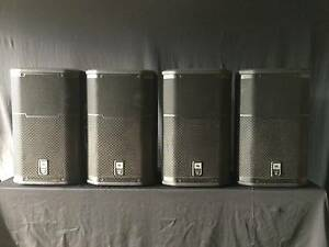 JBL PRX612m's 4 OF WITH COVERS TOTAL COST WAS $4400 SO VERY CHEAP Fawkner Moreland Area Preview