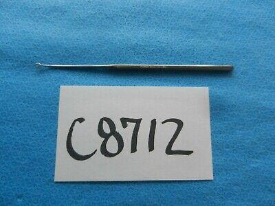 Miltex Surgical Ent Size 3 Ear Ring Curette