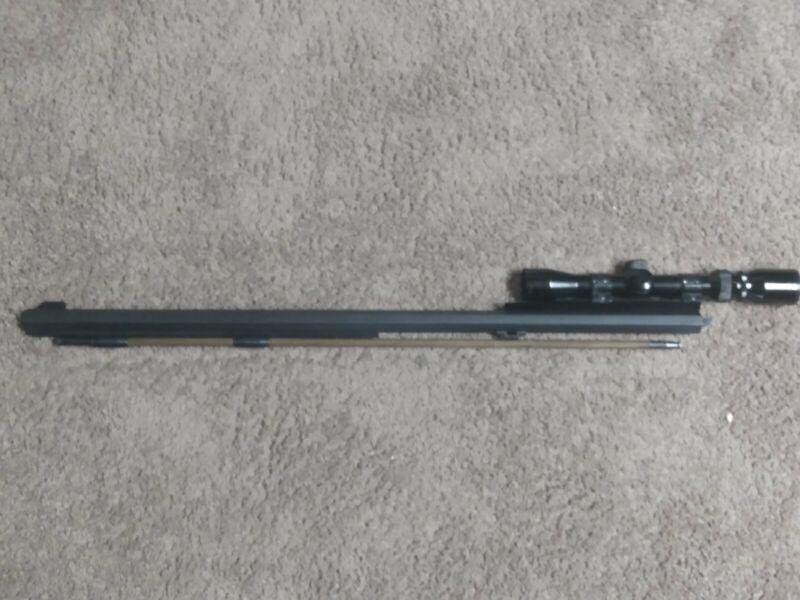 Green Mountain 1:28 twist long range barrel-  Thompson Center Hawken, Renegade