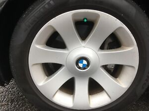 """BMW mags oem 18"""" like new was on 750i"""