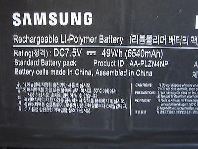 original battery Samsung AA-PLZN4NP XQ700T1C XE700T1A XE700T1C XQ700T1C NEW