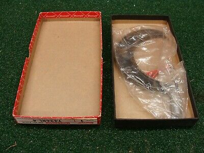 Used Starrett Outside Micrometer T436rl-4 With Box