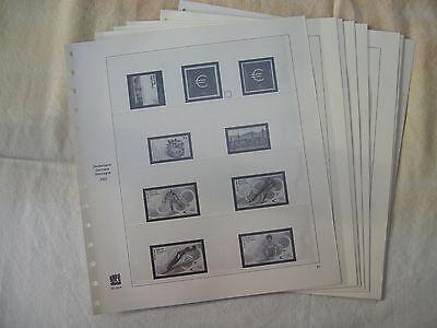 Bund Safe Dual Vordrucke 1990 oder 1991 oder 1993 oder 2004