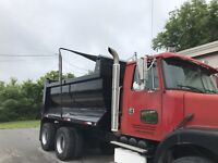 Dump Truck Services For Hire