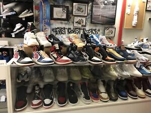 More in store Jordan Adidas Off White Yeezy Supreme Bape Nike