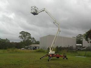 Do it yourself hi reach platform hire from Darko Equipment Capalaba Brisbane South East Preview