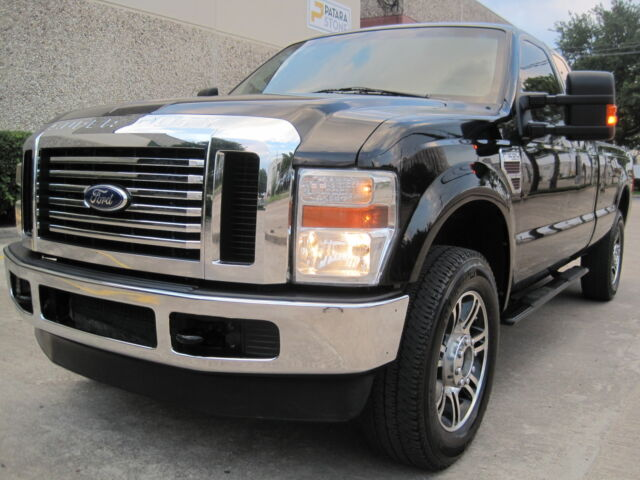 2009 ford f 250 diesel 4x4 power stroke 1 owner extended cab long bed texas used ford f. Black Bedroom Furniture Sets. Home Design Ideas