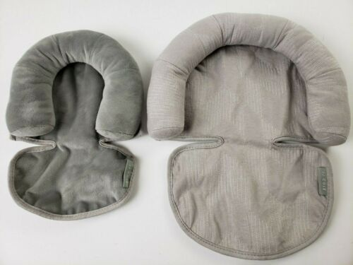 JJ COLE Infant / Newborn HEAD SUPPORT PAD Gray