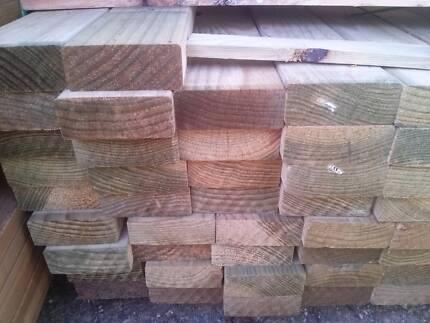 90x35 Treated Pine New $5.50 Per Length*** Northcote Darebin Area Preview