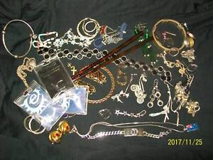 Assortment of Costume and Body Jewellry