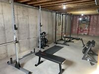 Affordable Personal Training at Private Home Gym