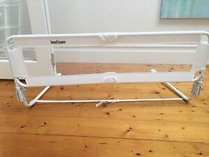 Love N Care safety bed rail in white Ballarat Central Ballarat City Preview