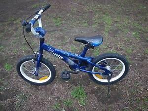 "NITRO BURN OUT 16""TYRES CHILDRENS BMX BICYCLE 16""BIKE OUTDOORS TO Malvern East Stonnington Area Preview"