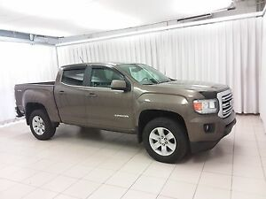 2017 GMC Canyon SLE 4X4 4DR