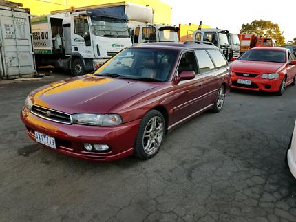 1998 Subaru Liberty RX Wagon 2.5lt 5spd Manual