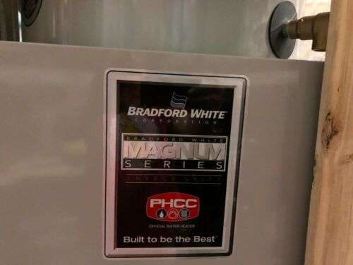 Bradford White Electric Water Heater 54kW 54,000 watt 80 gallon commercial 3ph