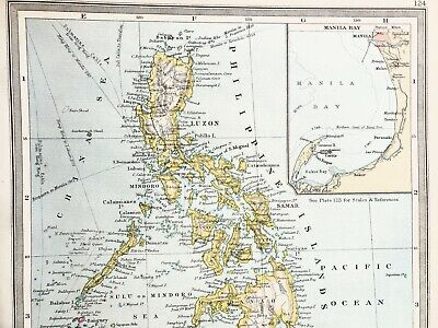 1900 Now Map Of The Philippines Islands Vatican With an average depth of 17 m (55.8 ft), it is estimated to have a total volume of 28.9 billion cubic meters (28.9 cubic km). map of the philippines islands