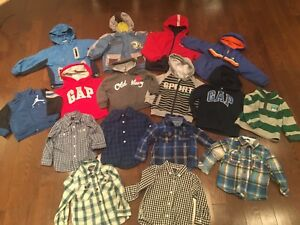 Boys clothes 2 years