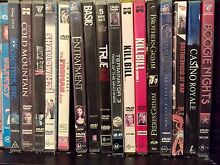 ***DVDs for sale*** ranging $1 to $5 Indooroopilly Brisbane South West Preview