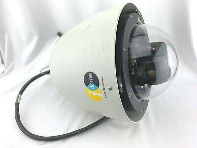Cohu Hd Ptz Idome 3925-5100-pend Video Pelco Security Camera