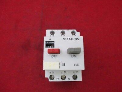 Siemens 3ve1010-2c Contactor