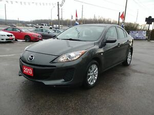 2013 Mazda Mazda3 GX !!CERTIFIED!!WARRANTY INCLUDED!!