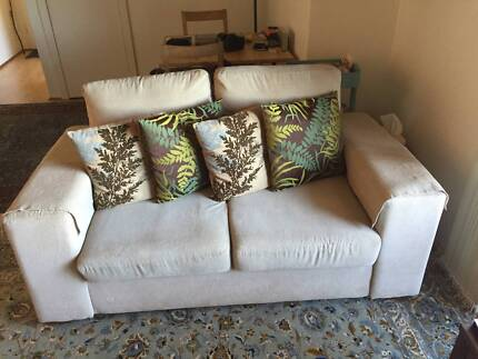 Urgent! Very Comfy 2-Seater Sofa in Excellent Condition for Sale! Meadowbank Ryde Area Preview