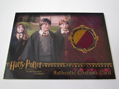 Harry Potter and the Sorcerer's Stone Gryffindor Students Tie Costume Card Prop+](Harry Potter Costume Cards)