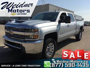2018 Chevrolet Silverado 3500HD LT *On Star, USB Port, Diesel*