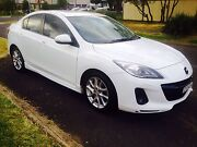 2013  Mazda3 SP25 auto sports luxury edt Sydney City Inner Sydney Preview