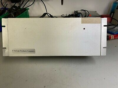 Vocom Low Band 29-50 Mhz Power Amplifier Vvlc15-25rf 25w In 150w Out