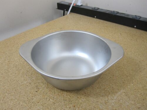 """Double Boiler Insert 7"""" Fits 3 QT or Larger Sauce Pans Stainless"""