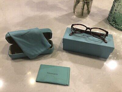 Tiffany & Co Prescription Glasses TF2064-B (8146-50-16-135) Complete (Tiffany And Co Prescription Glasses)