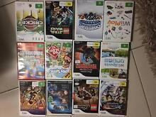 Nintendo Wii x 21 games Bonner Gungahlin Area Preview