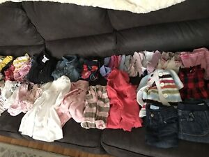 Girls clothes 6-12M