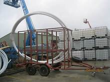 pipe trailer Blacktown Blacktown Area Preview