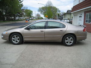 2002 Chrysler Intrepid Sedan