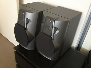Sony bookshelf speakers Nedlands Nedlands Area Preview