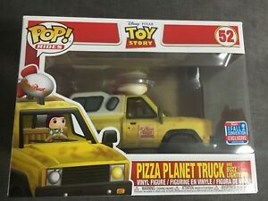 Funko Pop - Pizza Planet Truck (NYCC Exclusive)