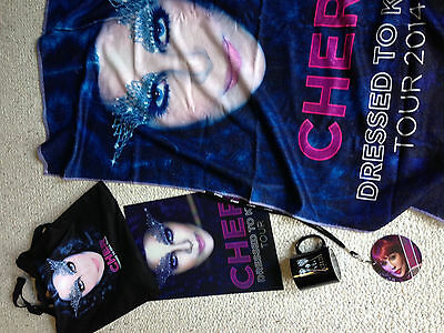 Cher Dressed to Kill VIP Bag with Accessories